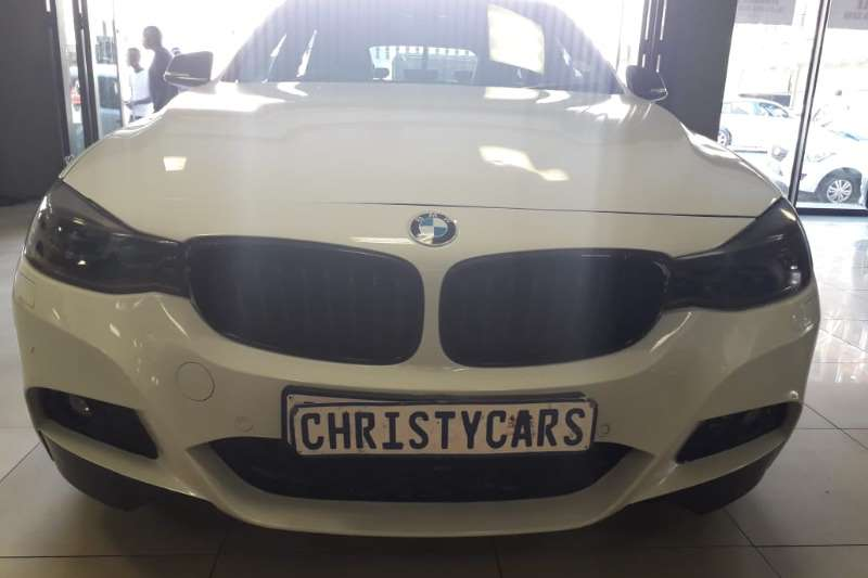 2016 BMW 3 Series 320i GT M Sport sports auto