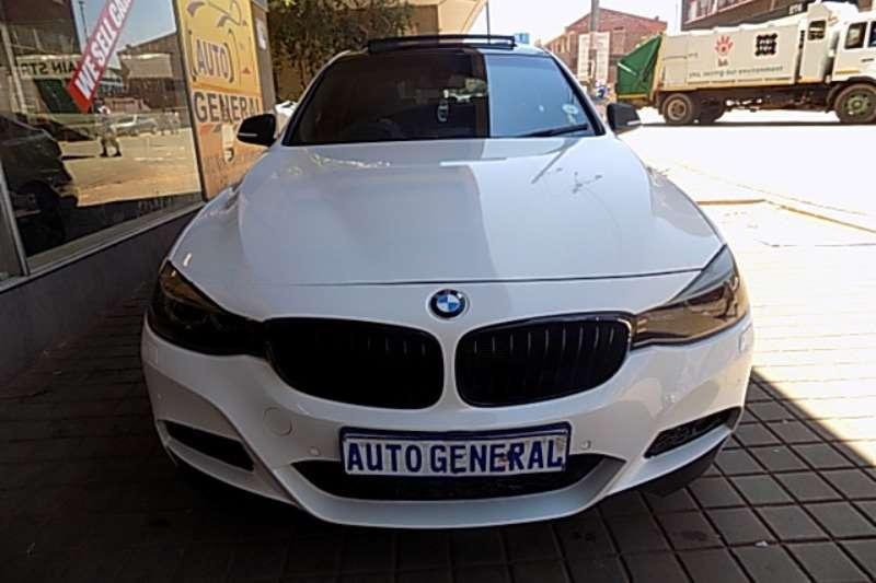 2016 BMW 3 Series 320i GT Luxury auto