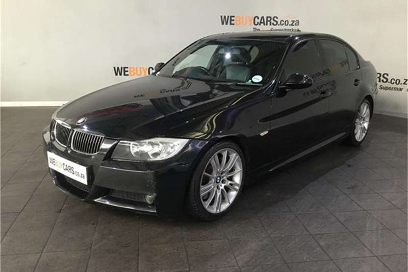 2008 BMW 3 Series 330d steptronic
