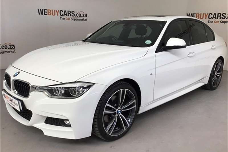 2017 BMW 3 Series 320d M Sport auto