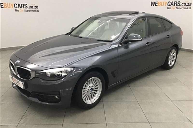 2016 BMW 3 Series 320i GT