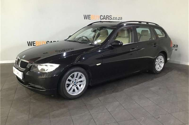 2006 BMW 3 Series 320i Touring steptronic