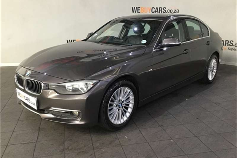 2012 BMW 3 Series 320d Luxury auto