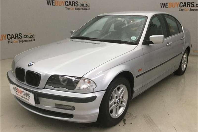 2001 BMW 3 Series 320i steptronic
