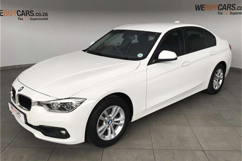 2018 BMW 3 Series 318i auto