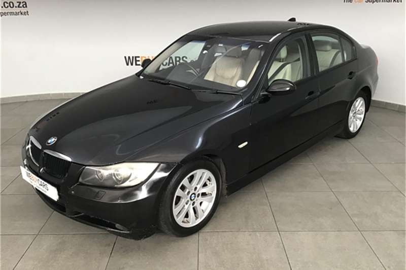 2005 BMW 3 Series 320i steptronic