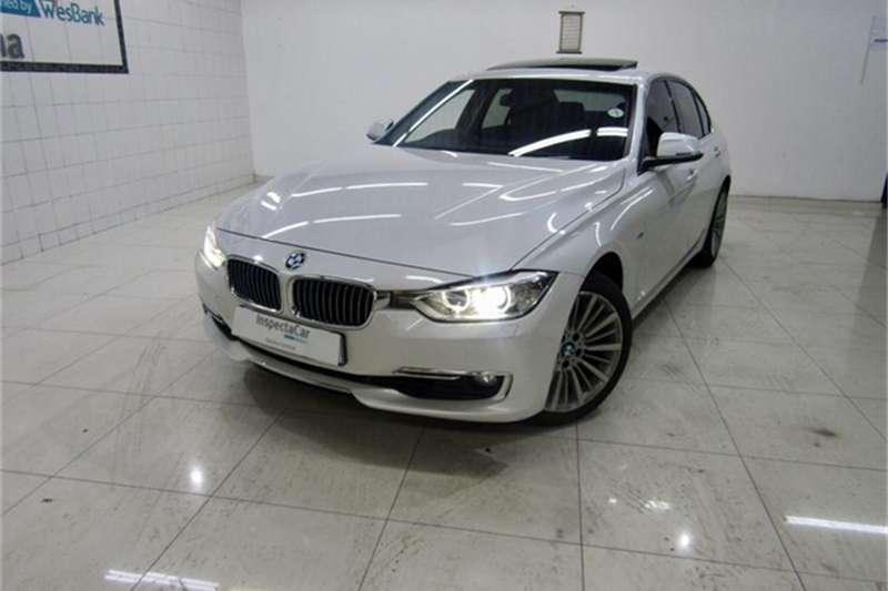2014 BMW 3 Series 328i Luxury auto