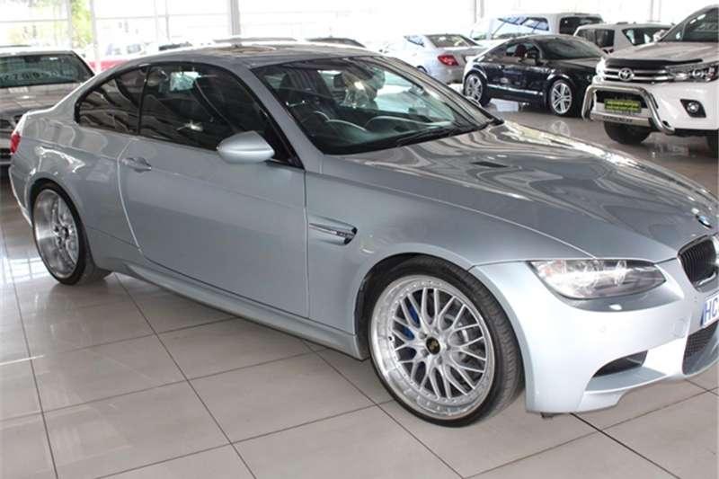 2012 BMW 3 Series M3 coupé auto