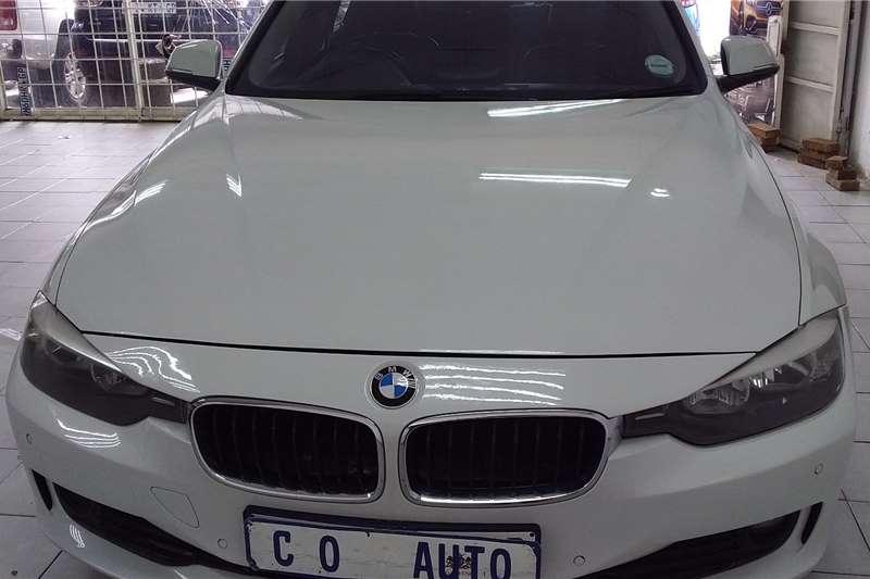 2012 BMW 3 Series 328i auto