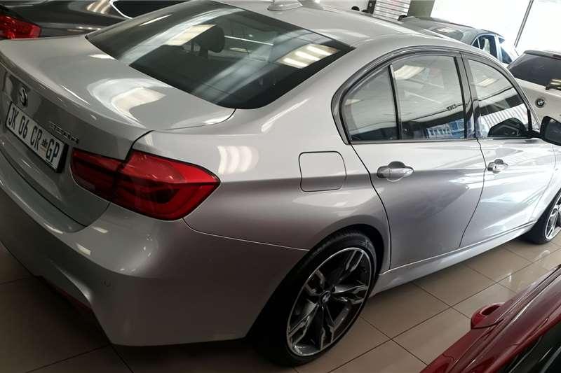 2015 BMW 3 Series 320d Edition M Sport Shadow sports auto