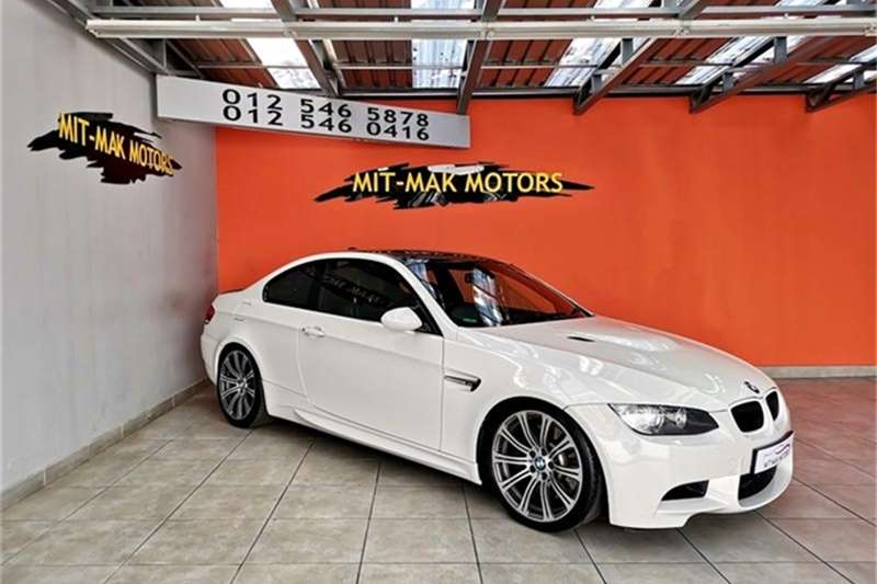 2008 BMW 3 Series M3 coupé
