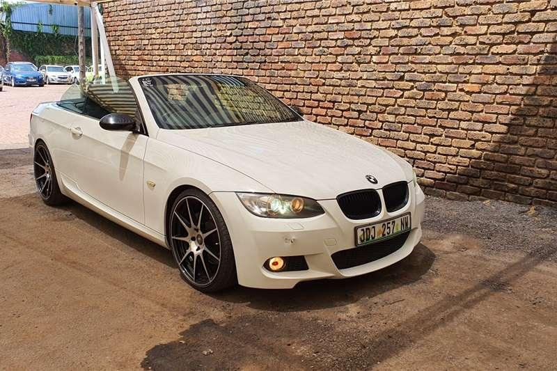 2011 BMW 3 Series 335i convertible M Sport DCT