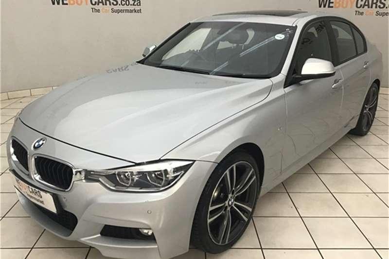 2016 BMW 3 Series 340i M Sport sports auto