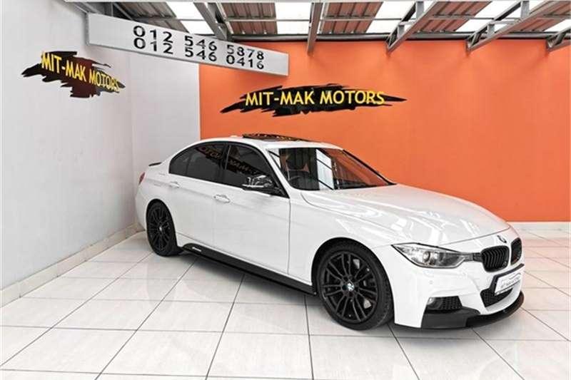 2013 BMW 3 Series 330d M Sport
