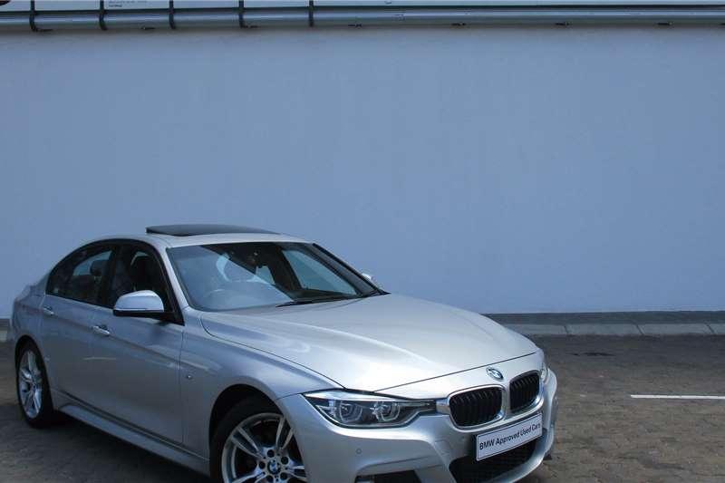 2018 BMW 3 Series 320i M Sport sports auto