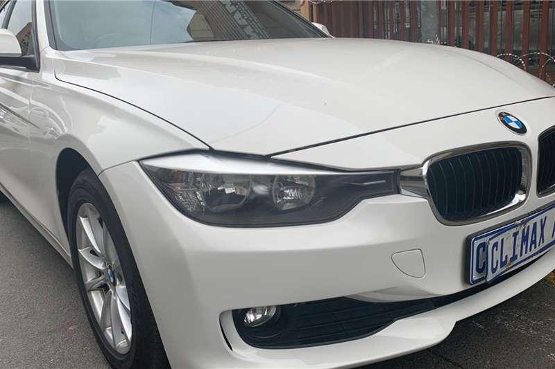 2014 BMW 3 Series 320i auto