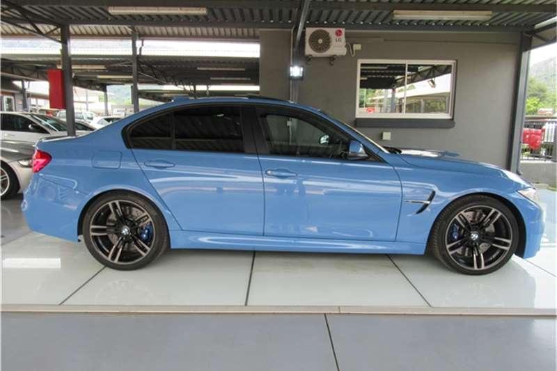 2016 BMW 3 Series M3 auto