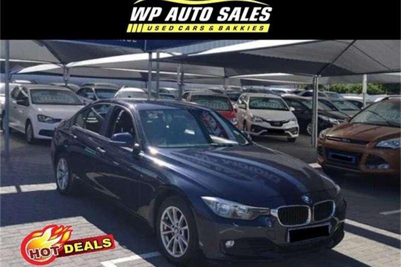 2013 BMW 3 Series 320i steptronic