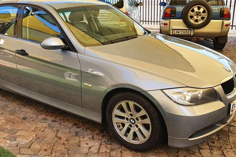2005 BMW 3 Series 320i auto
