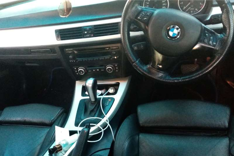 2007 BMW 3 Series 320i sports auto