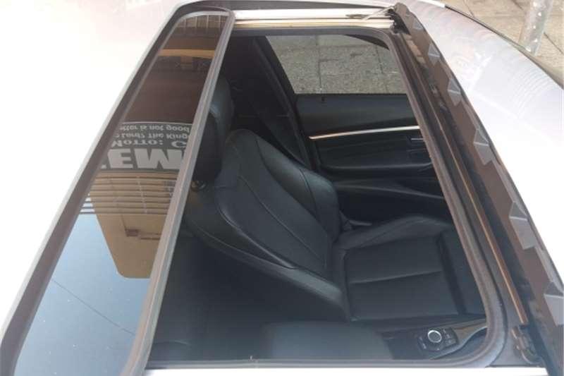 2015 BMW 3 Series 320d M Performance Edition sports auto
