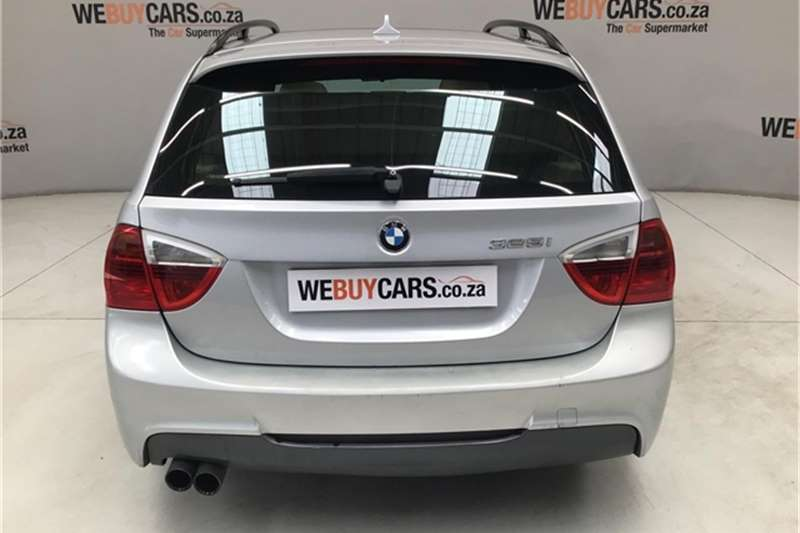 2009 BMW 3 Series 325i Touring M Sport steptronic