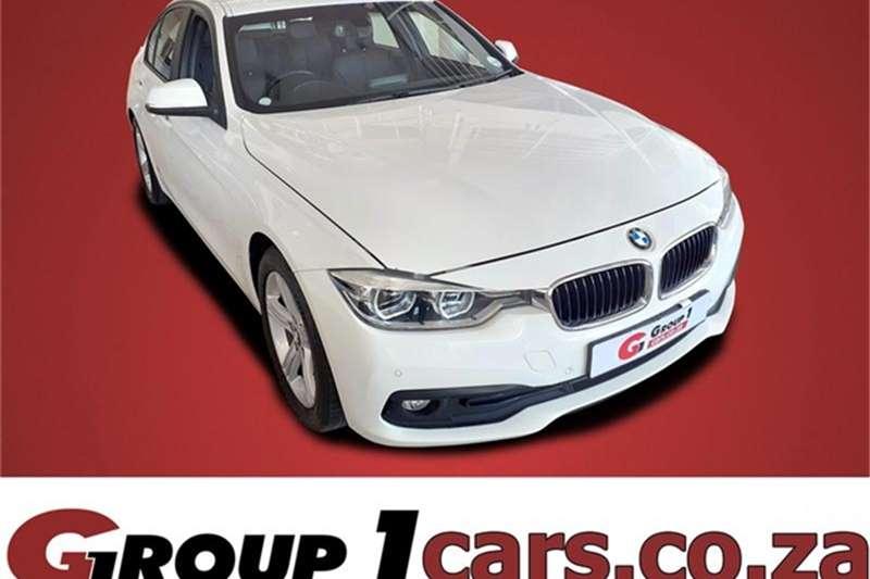 2019 BMW 3 Series 320d
