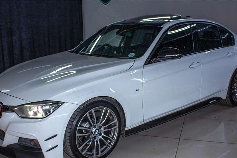 2014 BMW 3 Series 320i M Performance Edition auto