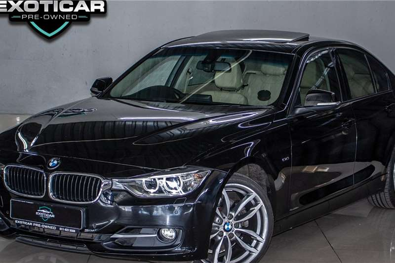 2015 BMW 3 Series 330d Sport Line auto