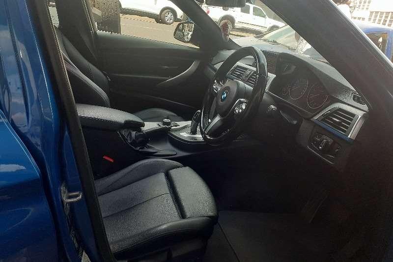 2016 BMW 3 Series 320i auto