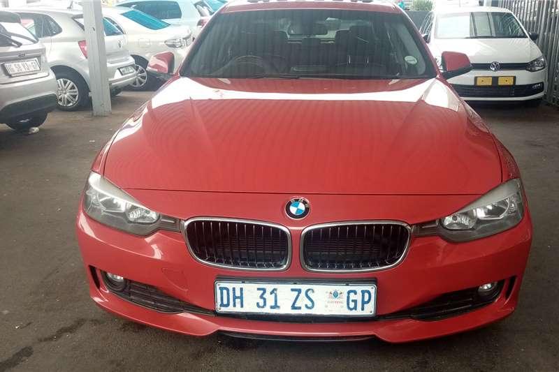 2014 BMW 3 Series 320i Dynamic steptronic