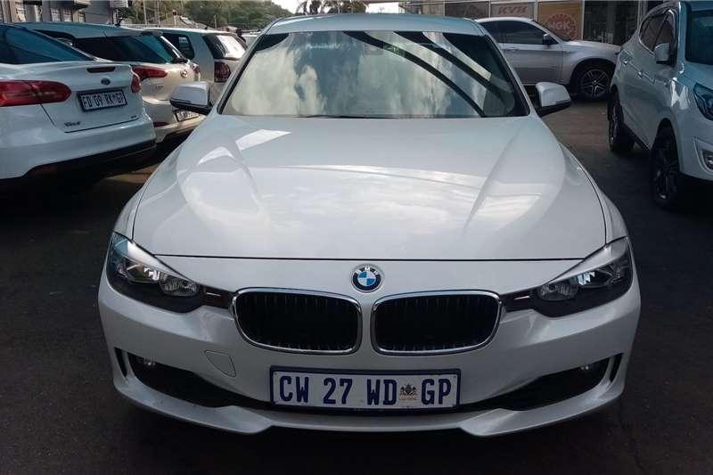 2014 BMW 3 Series 316i Sport auto