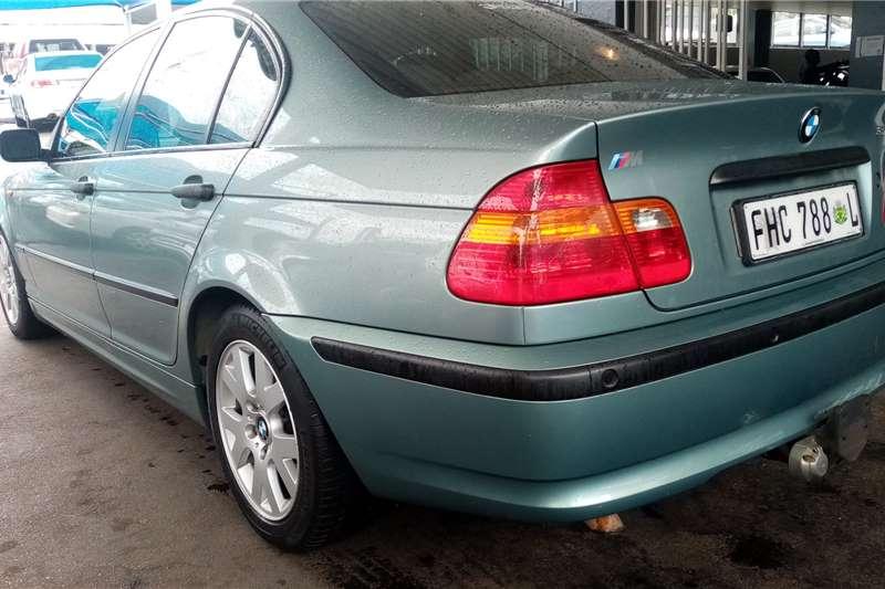 2005 BMW 3 Series 320d Start