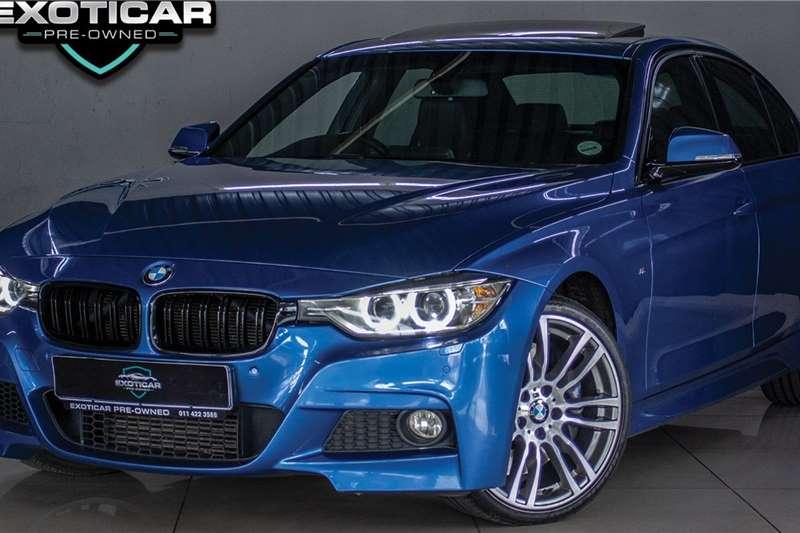 2015 BMW 3 Series 328i M Sport auto