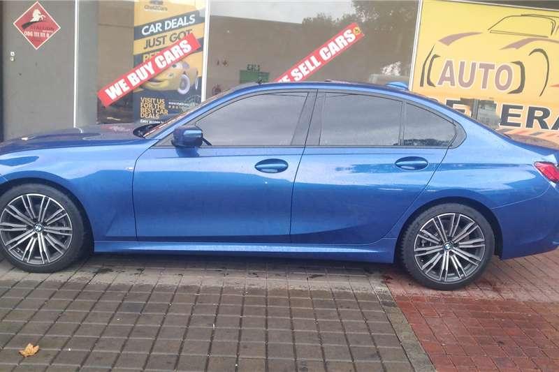 2020 BMW 3 Series 320i Sport Line sports auto