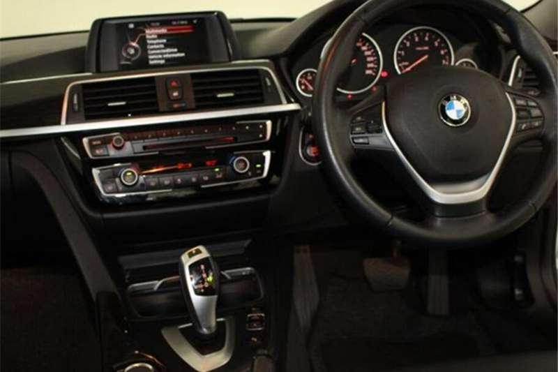 BMW 3 Series LUXURY LINE A/T (F30) 2015