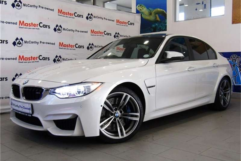 BMW 3 Series M3 2016