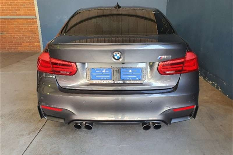 Used 2018 BMW 3 Series M3 auto