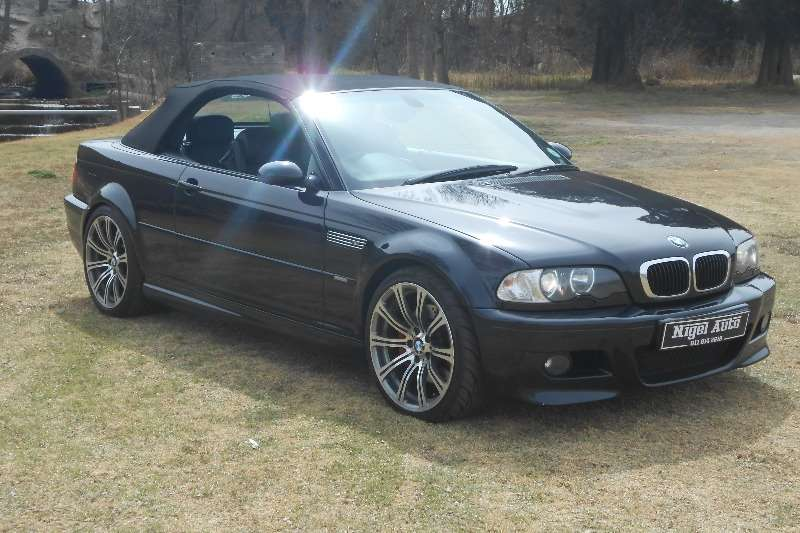 BMW 3 Series M3 convertible 2006