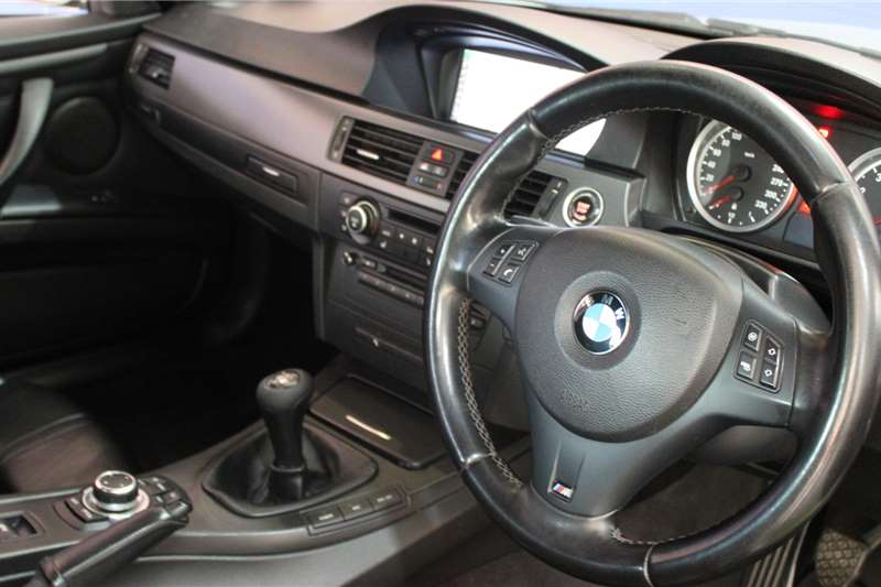 Used 2010 BMW 3 Series M3 convertible