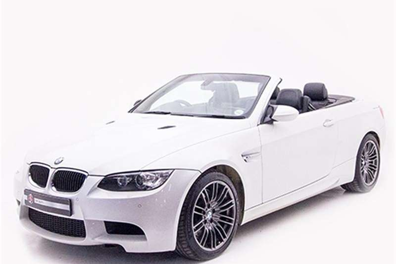 BMW 3 Series M3 convertible auto 2014