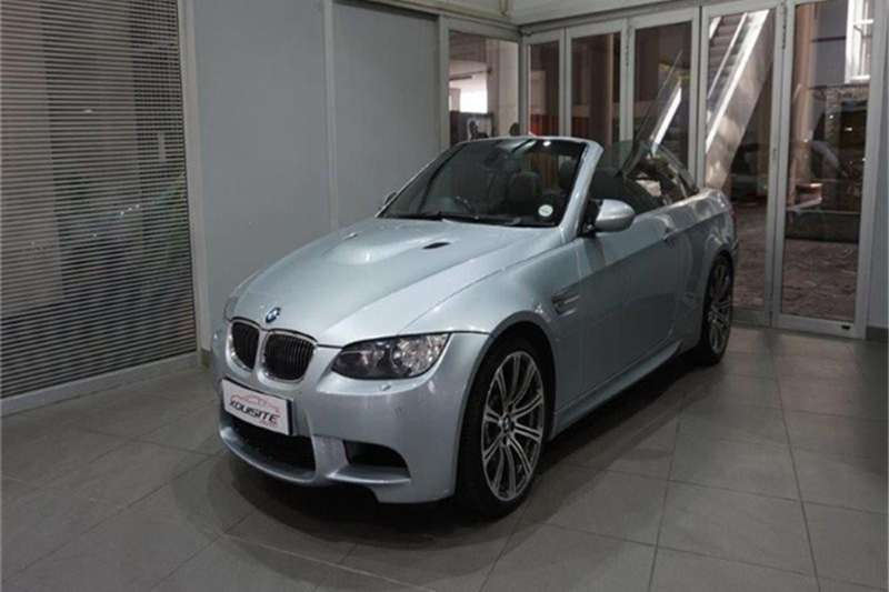 BMW 3 Series M3 convertible M DCT 2010