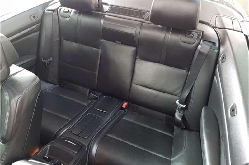 BMW 3 Series M3 convertible M Dynamic auto 2011