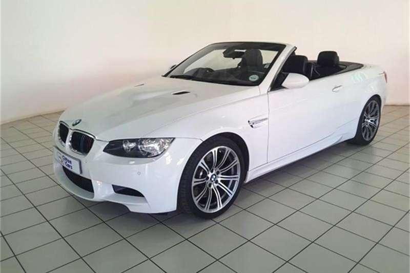 BMW 3 Series M3 convertible M Dynamic auto 2014