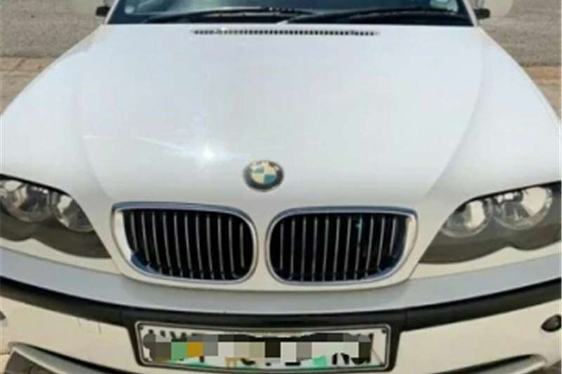 BMW 3 Series M3 convertible SMG 2004