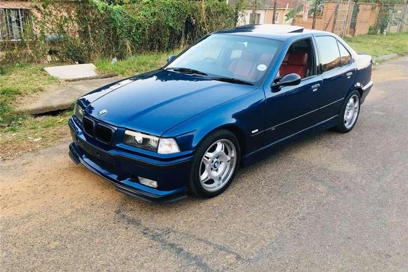 BMW 3 Series M3 coupé 1998