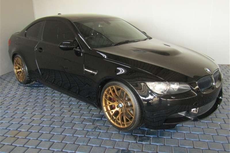 BMW 3 Series M3 coupé auto 2011