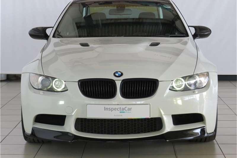 BMW 3 Series M3 coupé M Dynamic M DCT 2008