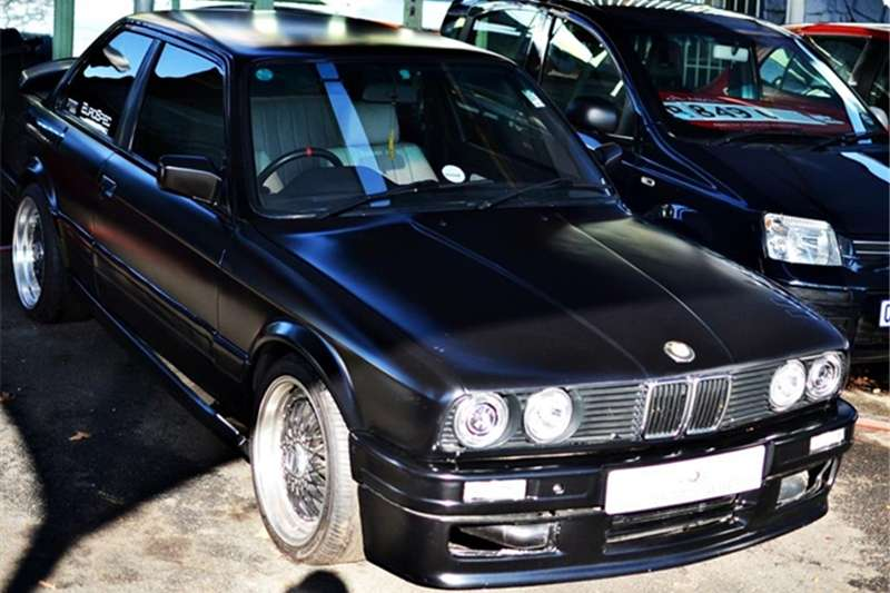 BMW 3 Series S 2D (E30) 1983