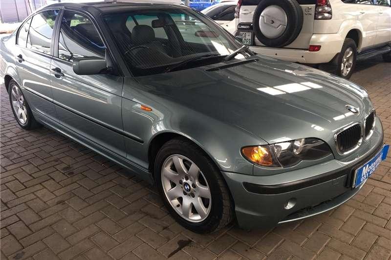 BMW 3 Series Sedan 2003